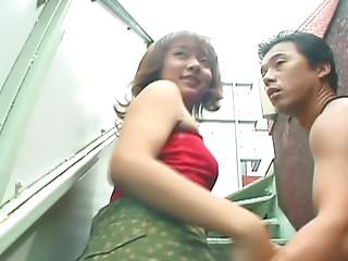 Horny babe Eri Yamaguchi wants to get fingered..